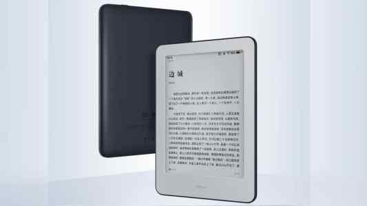 Xiaomi Mi Reader Runs Android 8.1, Costs $83 e-Reading Hardware