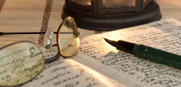 Guest Post: Ten and a Half Commandments of Writing Writing