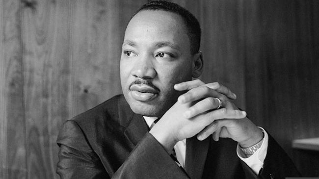 MARTIN LUTHER KING, JR: A SUPERHERO FOR ALL!