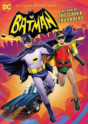 BLU-RAY REVIEW – BATMAN: RETURN OF THE CAPED CRUSADERS