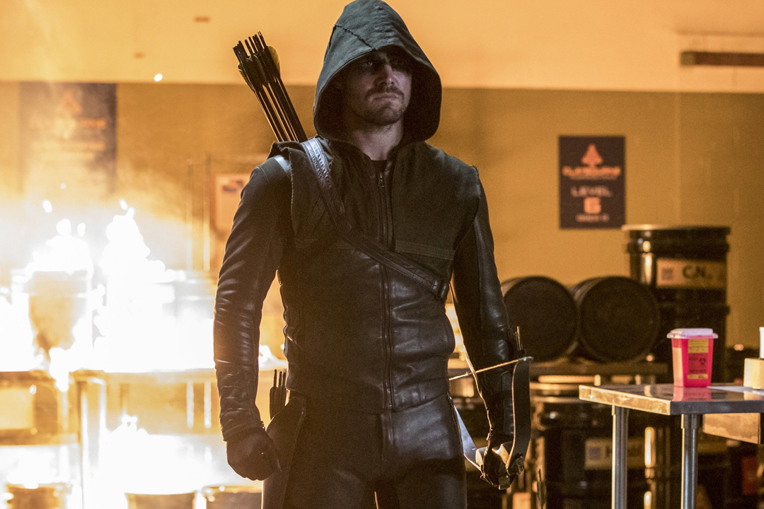 ARROW: WINTER FINALE RECAP