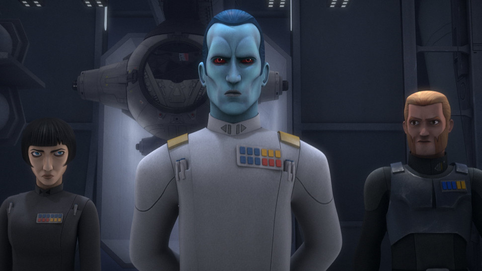 STAR WARS REBELS: AN INSIDE MAN RECAP