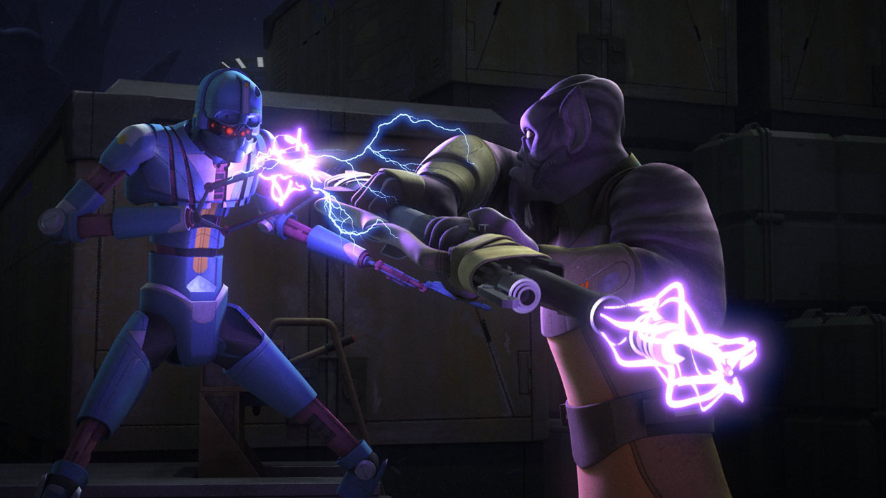 STAR WARS REBELS: WARHEAD RECAP