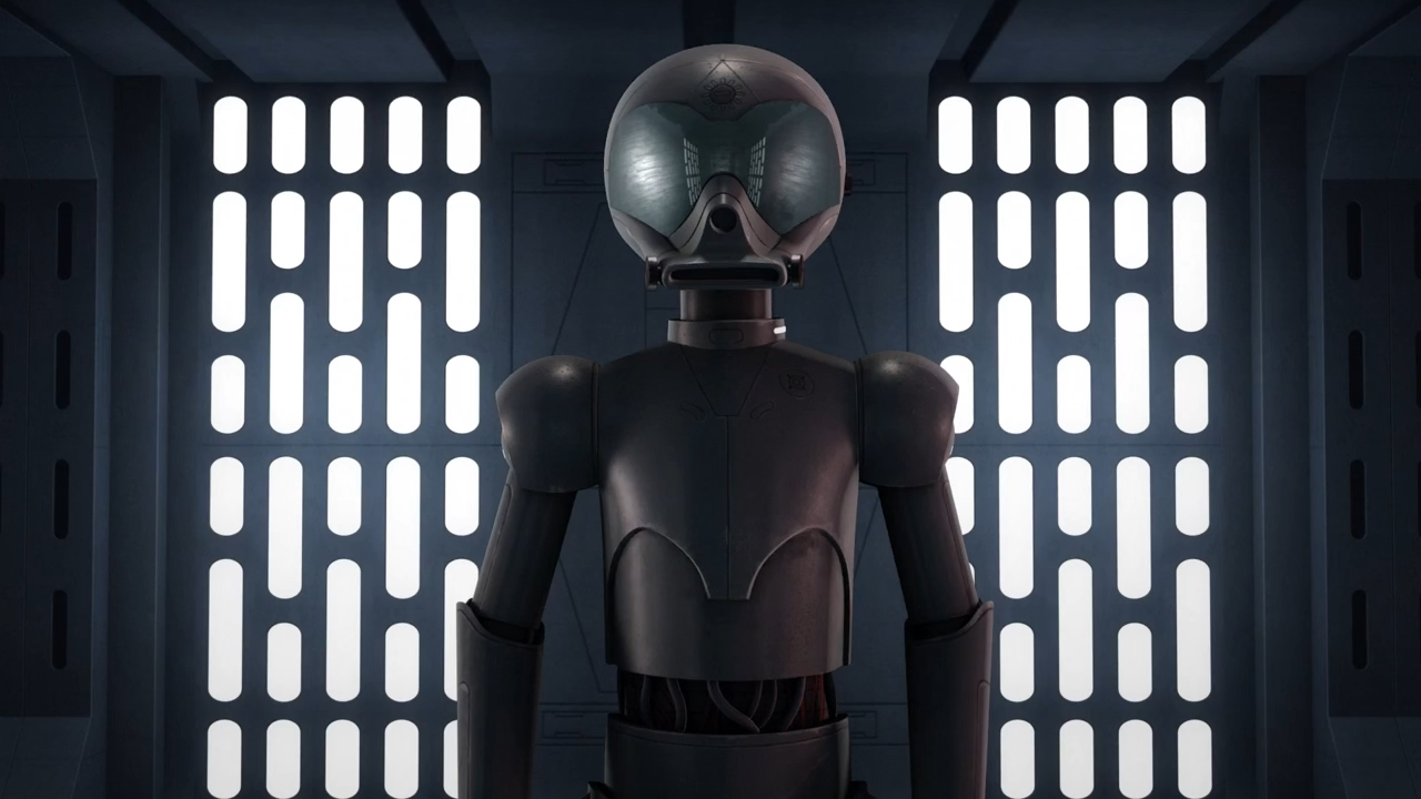 "STAR WARS REBELS: ""Double Agent Droid"" RECAP"