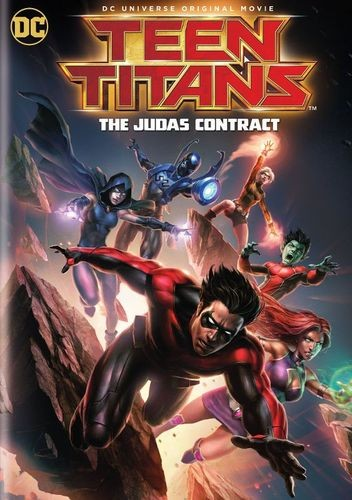 BLU-RAY REVIEW: TEEN TITANS: THE JUDAS CONTRACT