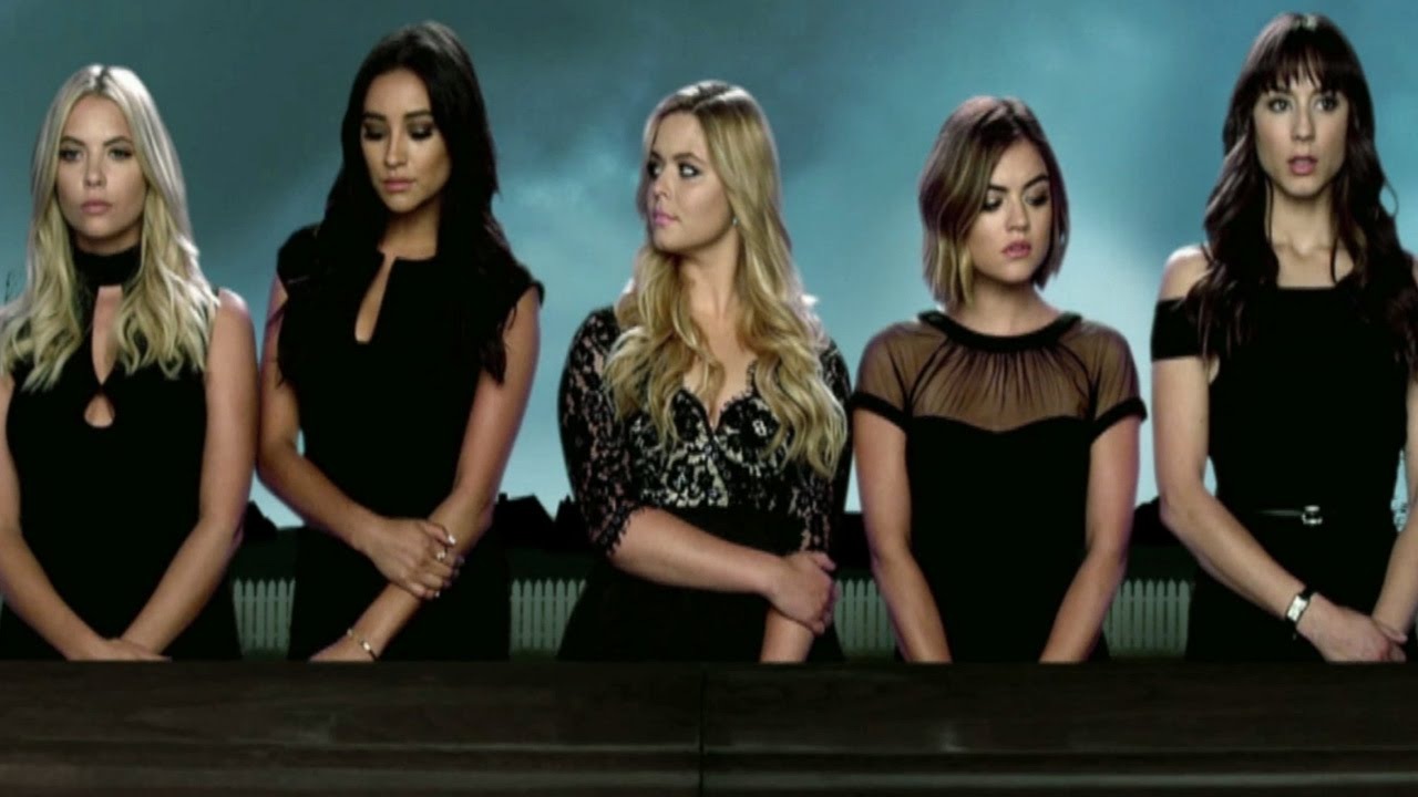 Pretty Little Liars: Seven Years of Lies, Deceits and Guilty Pleasures