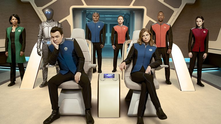 The Orville: This generations answer to Star Trek?