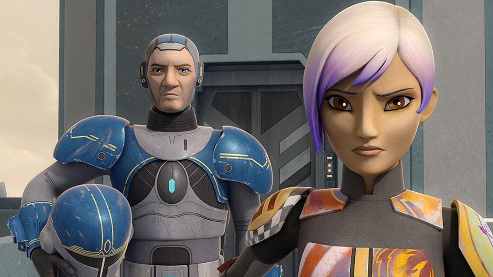 """RECAP: Star Wars Rebels """"Heroes of Mandalore"""""""