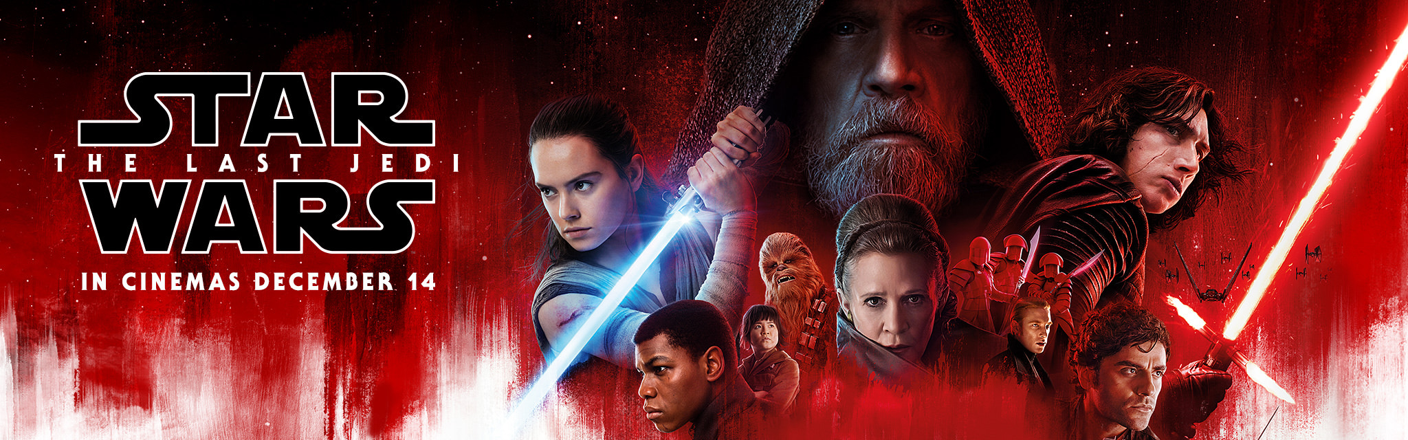 MOVIE REVIEW – STAR WARS: THE LAST JEDI
