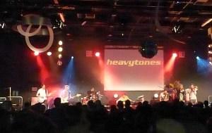 Heavytones im Henkelsaal - Jazzrally 2015