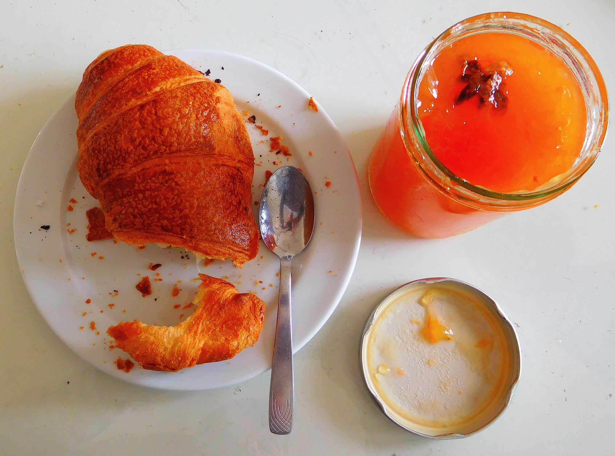 Englische Marmalade aus pinken Pampelmusen