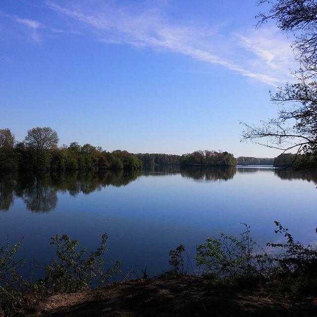 Jetzt gerade... Unterbacher See