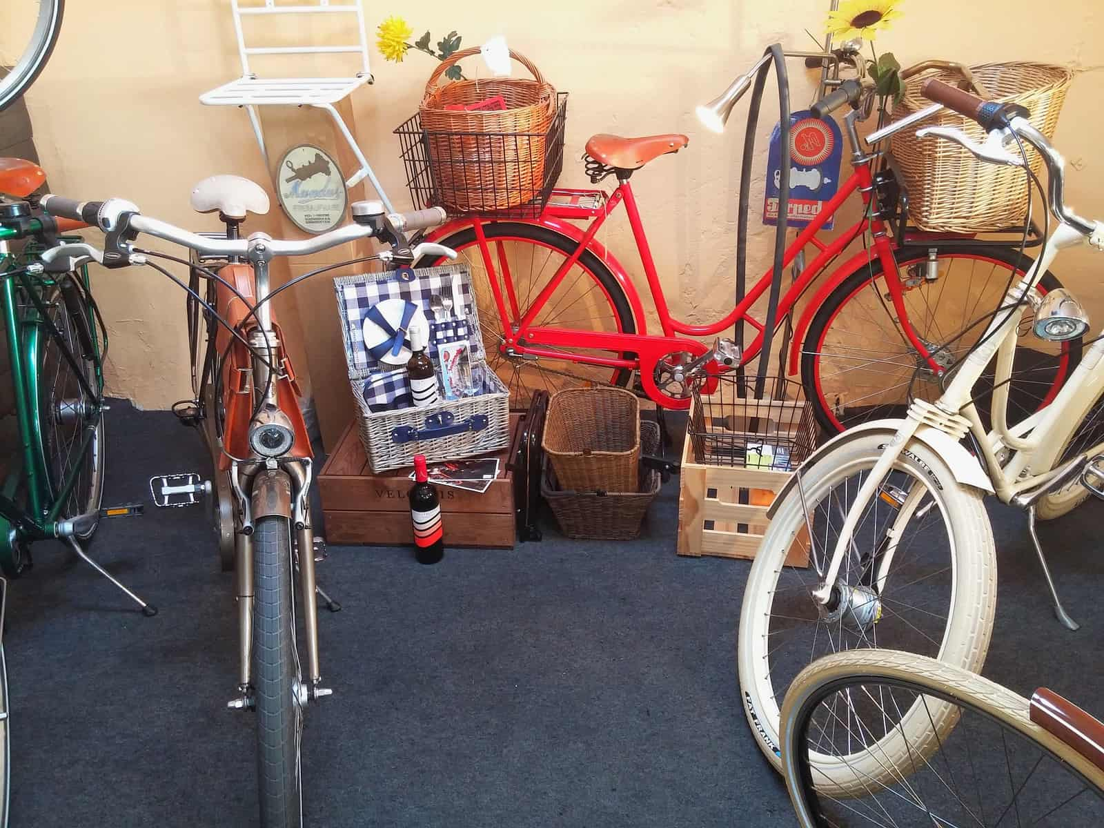 Düsselrad - einer der beliebtesten Fahrradläden der Stadt