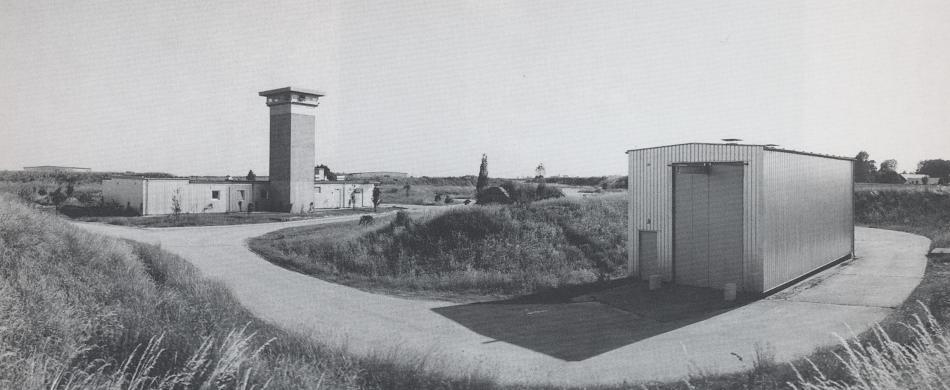 Raketenstation Kapellen (Foto: Jimbo)
