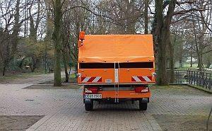 Orangene Monster
