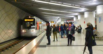 U-Bahnhof Heinrich-Heine-Allee