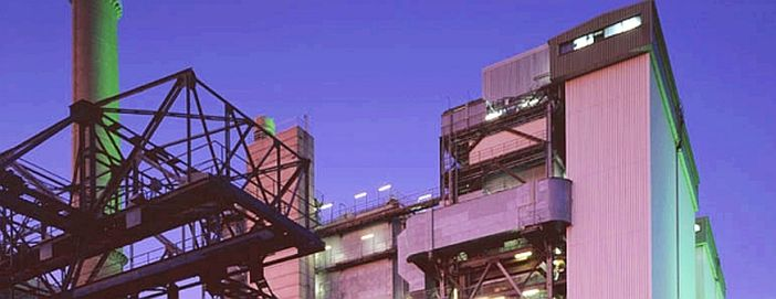 Kraftwerk Lausward anno 2012