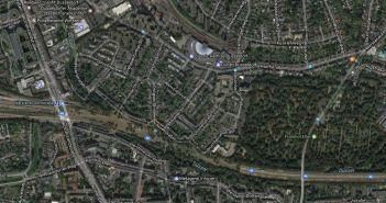 Google-Map: Werstener Deckel