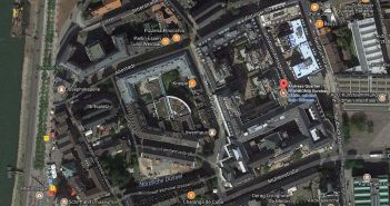 Google-Map: Andreasquartier
