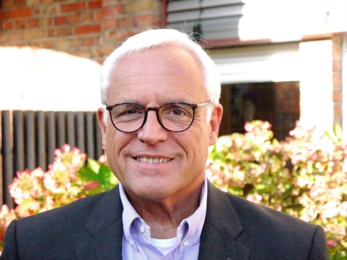Peter Brünsing, Geschäftsführer der Lebenshilfe Düsseldorf