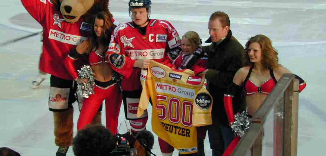 Zwischenstation: Daniel Kreutzer und sein 500. DEL-Spiel (Foto: Wikimedia)