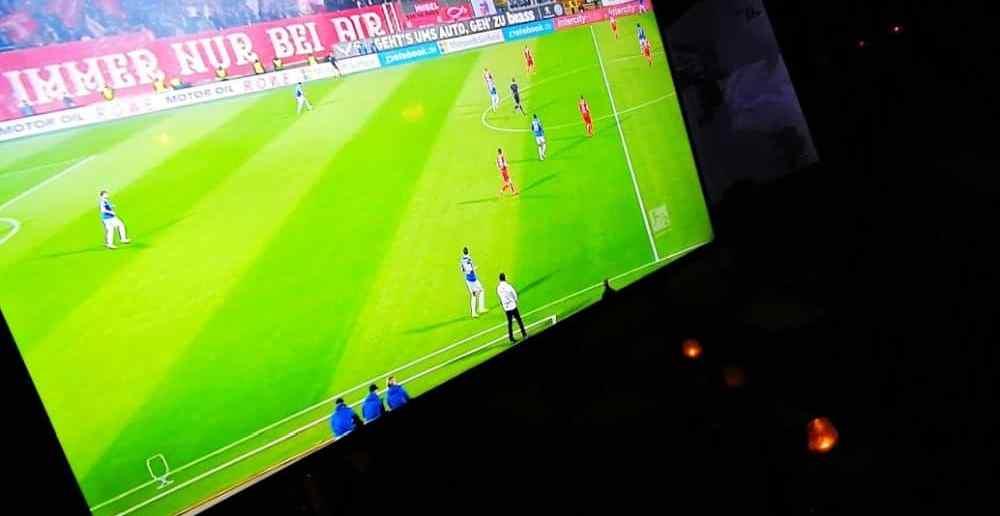 Darmstadt vs F95 - gesehen im Bilker Häzz