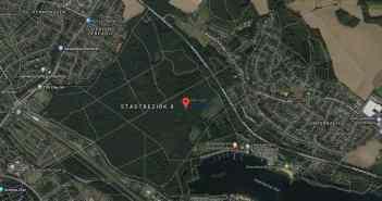 Google-Map: Eller Forst