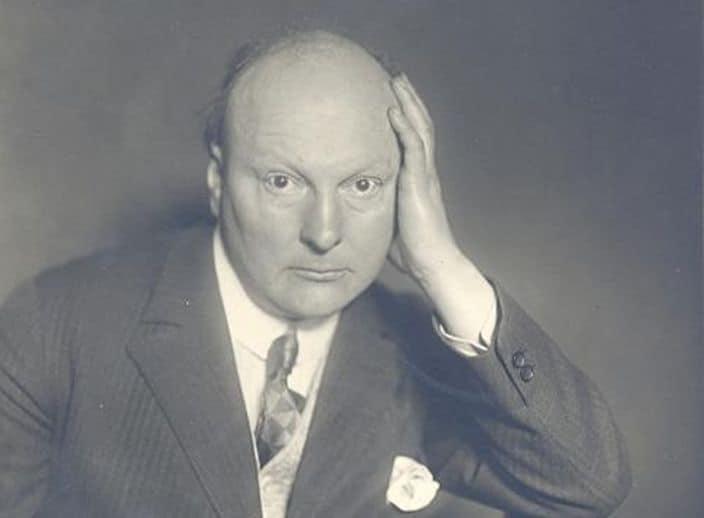 Autor, Kritiker, Pazifist: Herbert Eulenberg