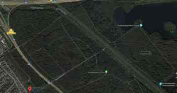 Google-Map: Hasseler Forst