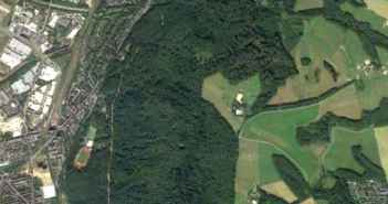 Google-Map: Aaper Wald