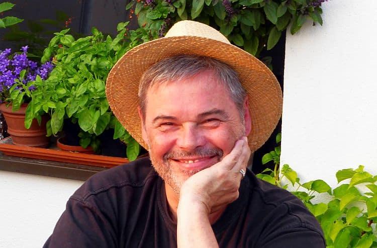 Post vom Rainer ... mit Hut