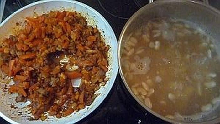 RdW: Serbische Bohnensuppe