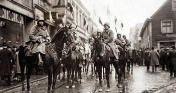 Die Marodeure des Freikorps Lichtschlag in Bottrop