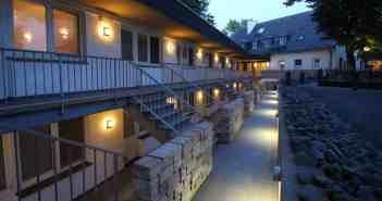 Das Hotelrestaurant Schnellenburg