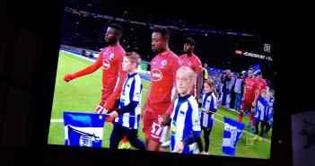 Hertha vs F95: Da sah noch alles gut aus