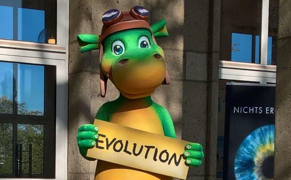 Nichts gibt Sinn – außer im Licht der Evolution (Aktion des DA!)