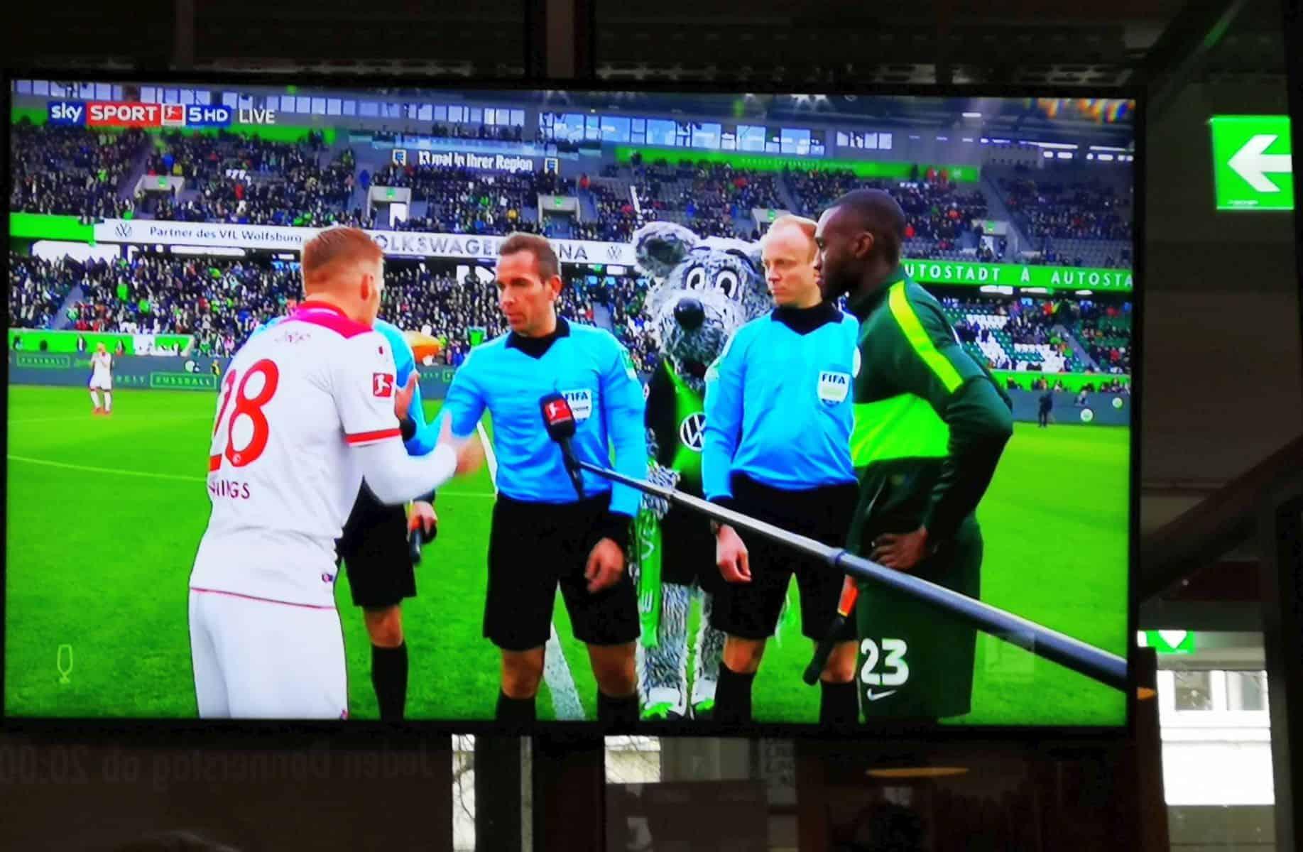 VW-Burg vs F95 - Käpt'n Hennings und die Schiris