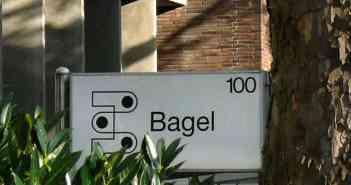 Das Unternehmen Bagel, immer noch präsent an der Grafenberger Allee