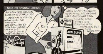 Kurios: Ein Werbefilm im Beiprogramm