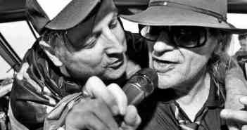 Ötte und sein Freund Udo, seine vielleicht wichtigste Inspirationsquelle…