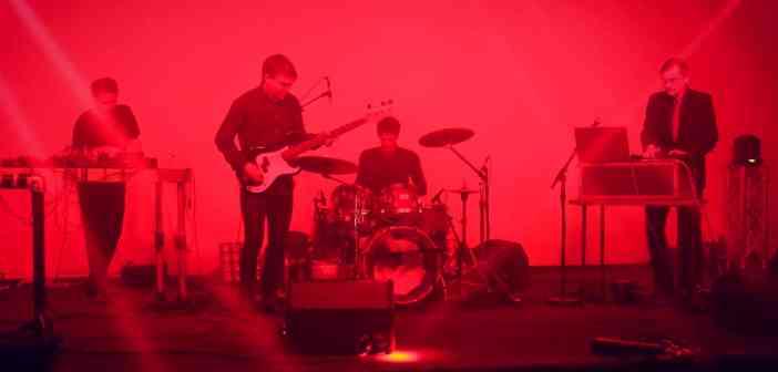 Ein Hauptereignis des Düsseldorf Festivals 2020: Kreidler spielen in der Mitsubishi Electric Halle