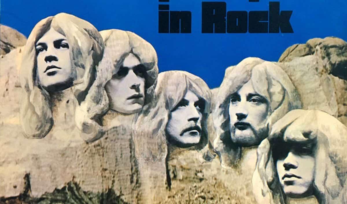 """Deep Purple """"In Rock"""" - eine Scheibe, die alles veränderte"""