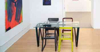 Galerie Conrads: das Office (Foto: Conrads)