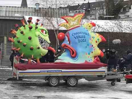 Corona vs Karneval