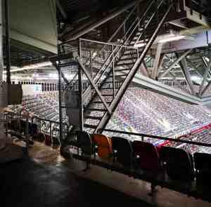 Düsselquiz 116: Ganz oben in der Arena (Foto: TD)