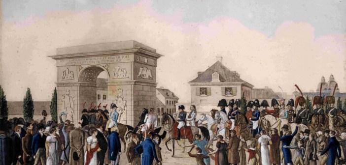 Triumphaler Empfang: Napoleon in Düsseldorf 1811