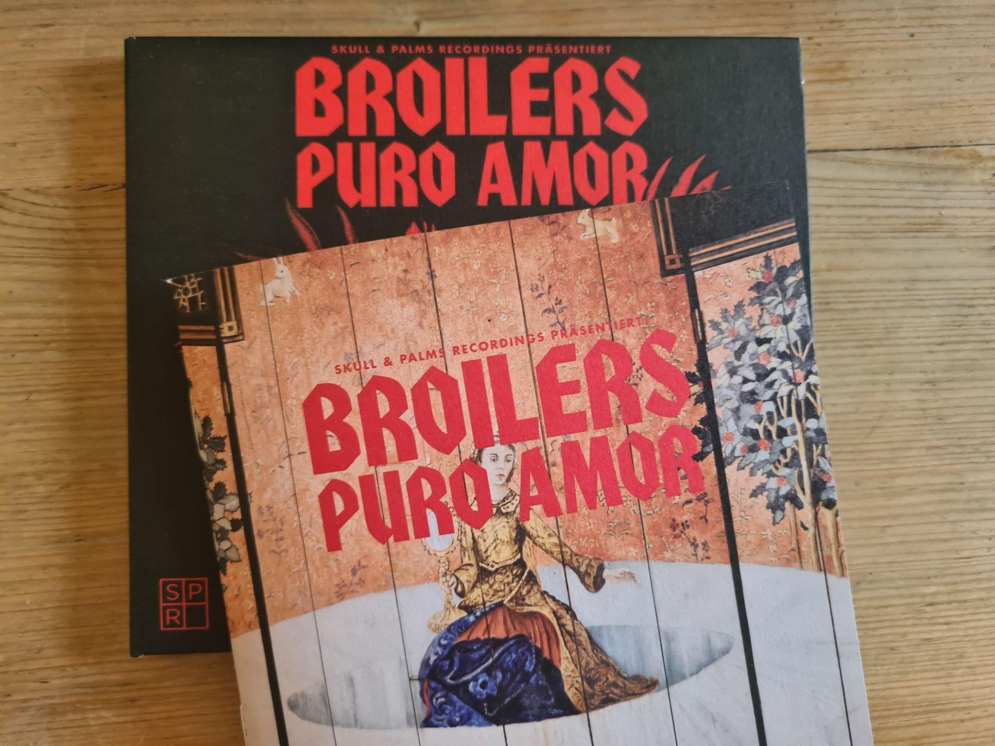"""Puro Amor"", das aktuelle Broilers-Album (Foto: DJ Opa)"