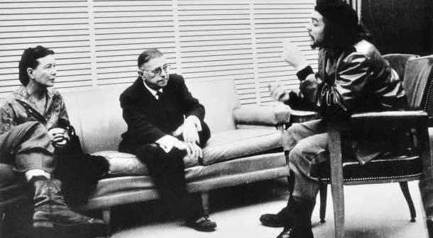 Beauvoir, Sartre und Che Guevara - das waren noch Existentialisten...