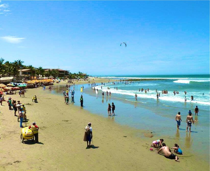 Beach, Mancora