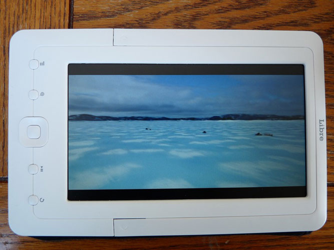 Libre Color EReader Review And Video Review
